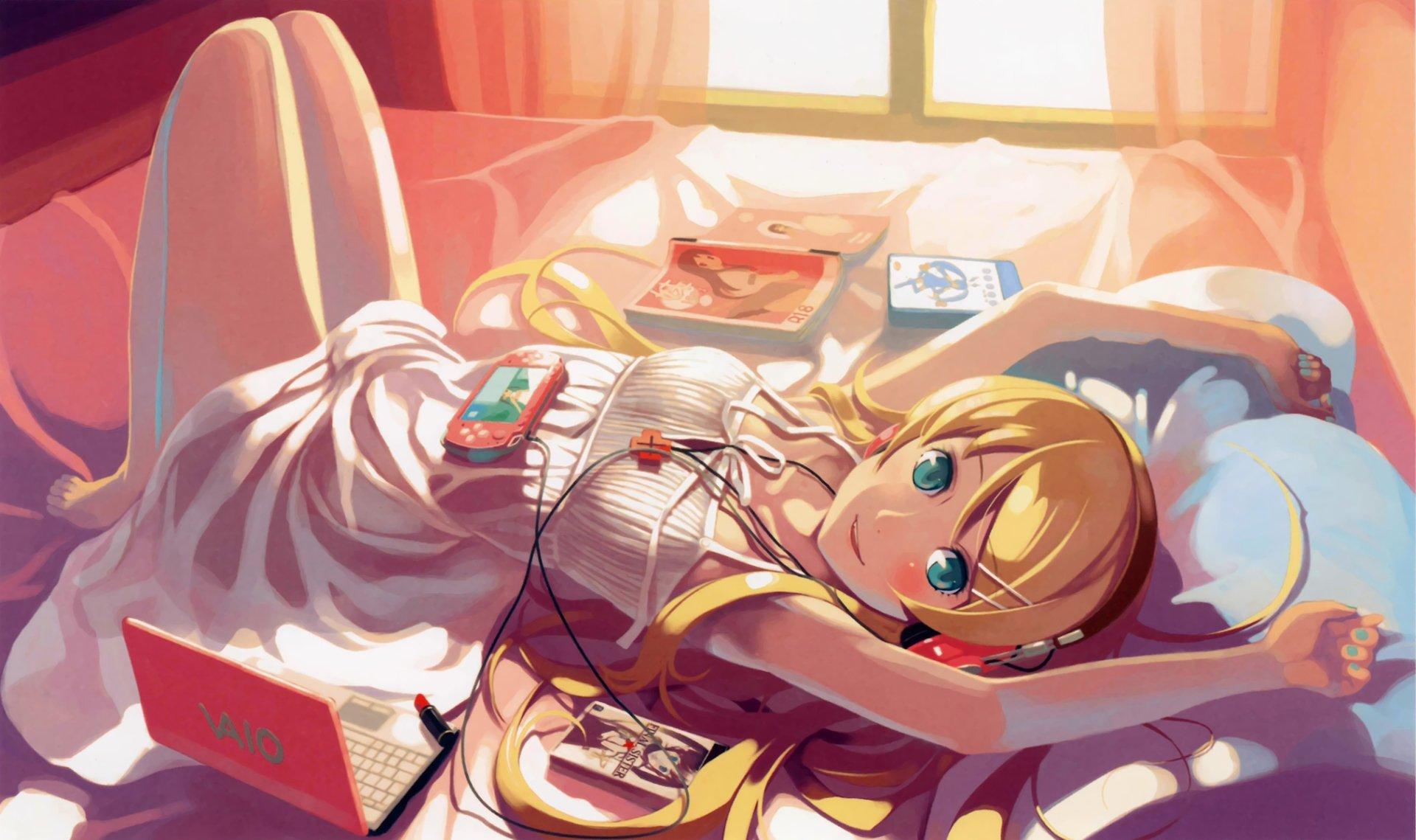 Anime - Oreimo  Kirino Kousaka Wallpaper