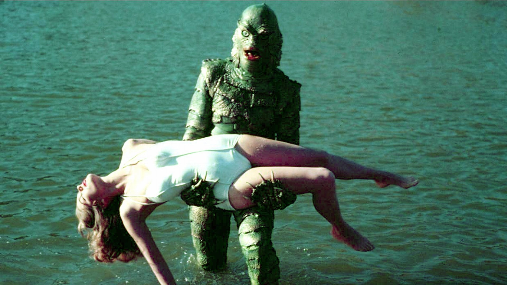 6 Creature From The Black Lagoon Hd Wallpapers Background Images