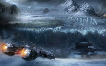 Sciencefiction - Landschap Wallpapers and Backgrounds ID : 152636