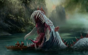 Fantasy - Creature Wallpapers and Backgrounds ID : 152648