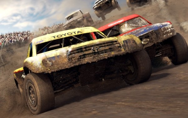 Video Game - dirt 3 Wallpapers and Backgrounds