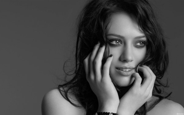 Celebrity - hilary duff Wallpapers and Backgrounds