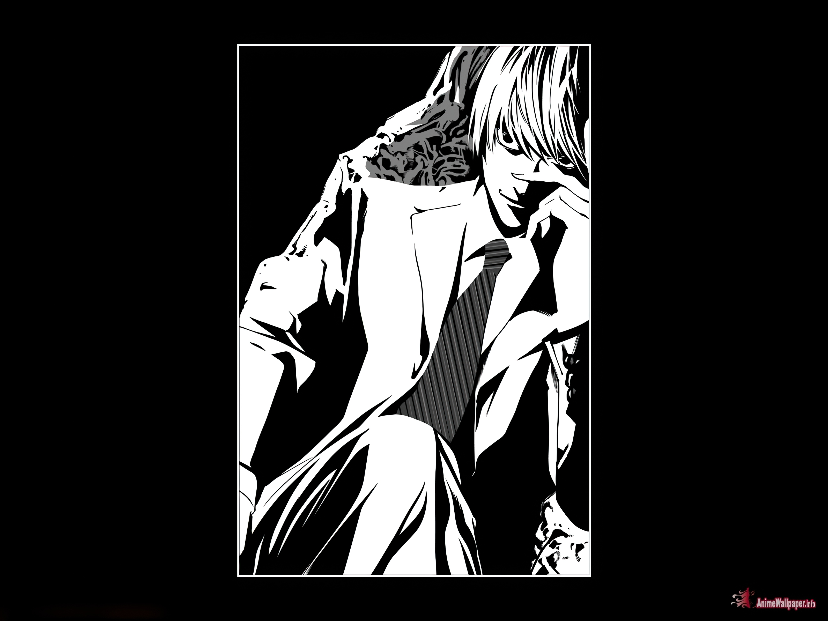 Death Note Hd Wallpaper Background Image 3200x2400 Id 153248 Wallpaper Abyss