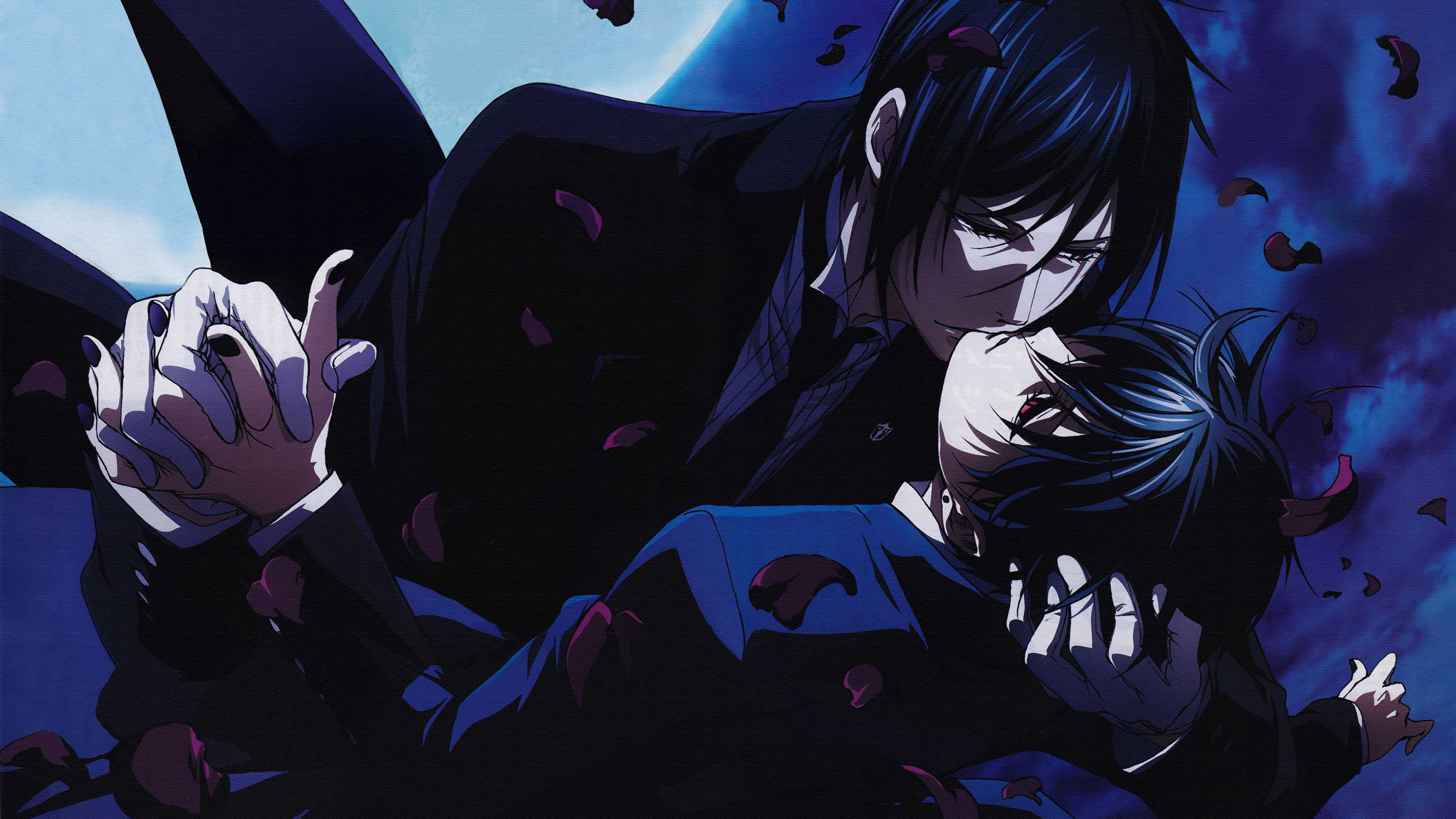 Black Butler Full HD Wallpaper and Background | 3040x1710 | ID:153478
