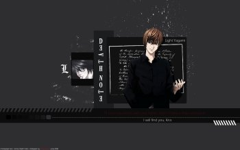 Anime - Death Note Wallpapers and Backgrounds ID : 153264
