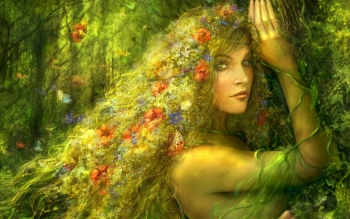 Fantasy - Women Wallpapers and Backgrounds ID : 153416