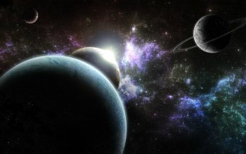 Sci Fi - Planets Wallpapers and Backgrounds ID : 153488