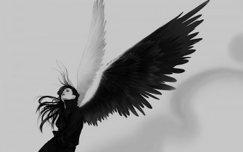 Dark - Angel Wallpapers and Backgrounds ID : 153816