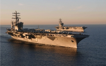 Military - Aircraft Carrier Wallpapers and Backgrounds ID : 153904