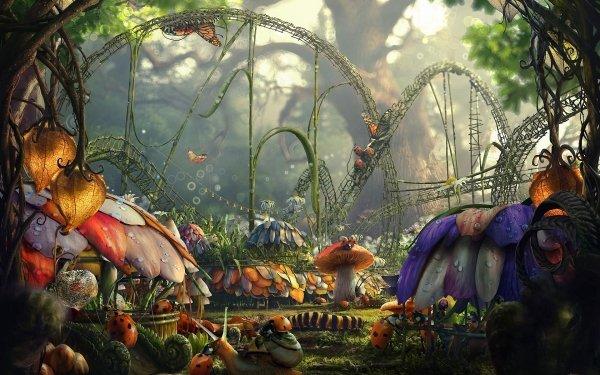 Fantasy Artistic CGI Anubis HD Wallpaper | Background Image