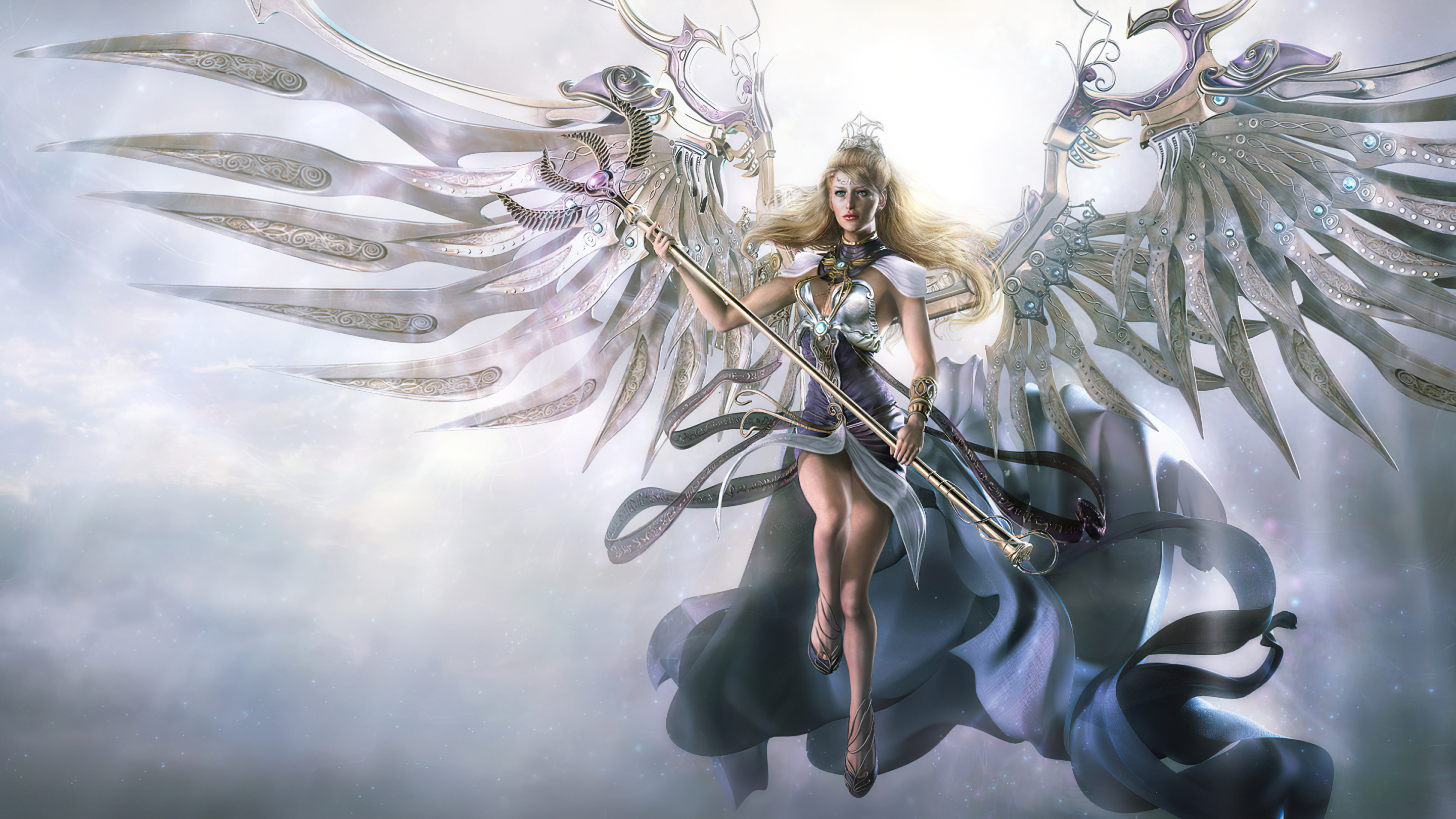 other wallpaper angel warrior - photo #7