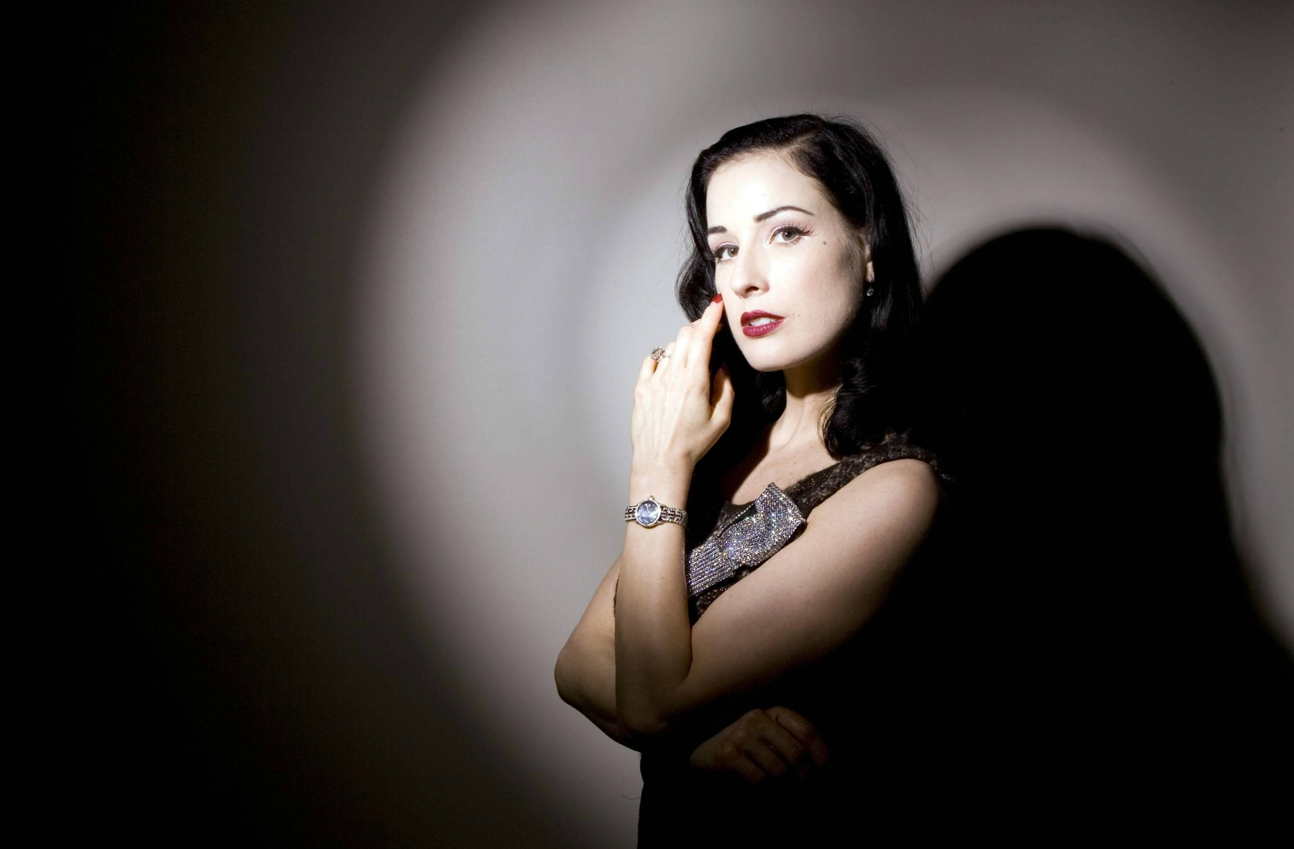 Dita Von Teese HD new,pictures,resim new nice wallpaper