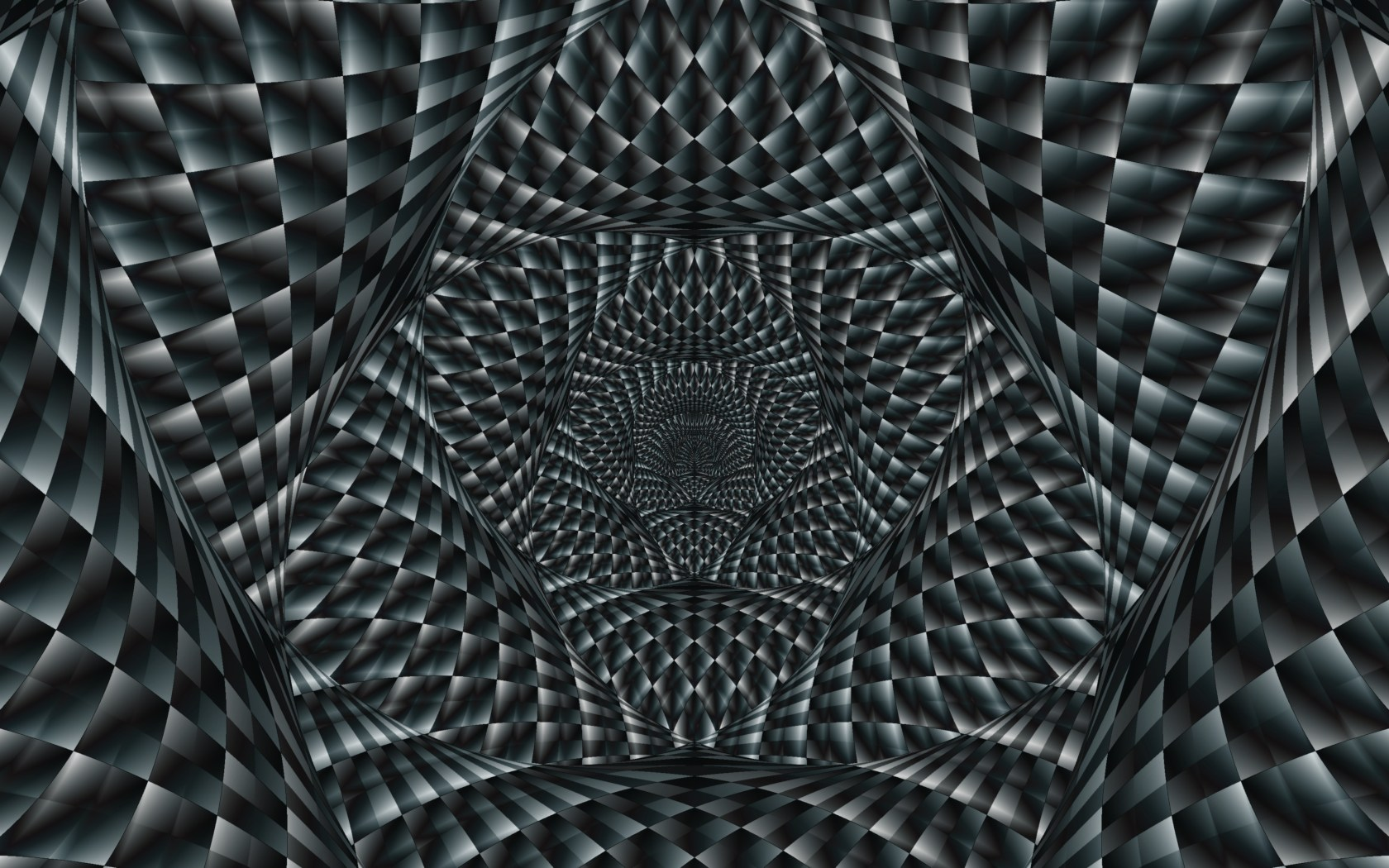 Pattern - Illusion Wallpaper