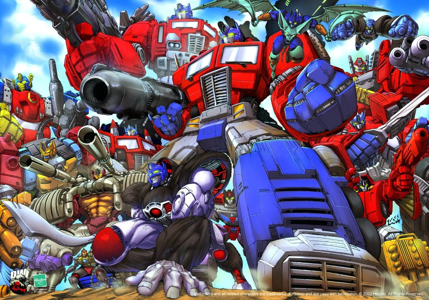 Transformers Wallpaper And Hintergrund 1500x1050 Id1546
