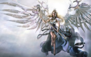 Fantasy - Angel Warrior Wallpapers and Backgrounds ID : 154208