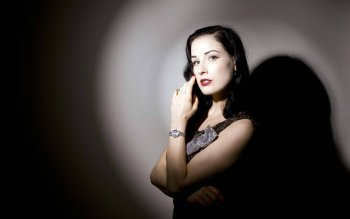 Beroemdheden - Dita Von Teese Wallpapers and Backgrounds ID : 154506