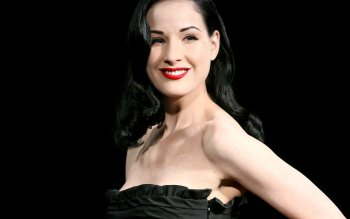 Beroemdheden - Dita Von Teese Wallpapers and Backgrounds ID : 154514