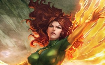 Comics - Phoenix Wallpapers and Backgrounds ID : 154756