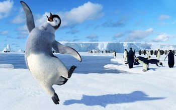 Filme - Happy Feet Wallpapers and Backgrounds ID : 155354