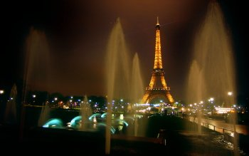 Man Made - Eiffel Tower Wallpapers and Backgrounds ID : 1554