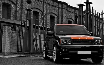 Vehicles - Range Rover Wallpapers and Backgrounds ID : 155408