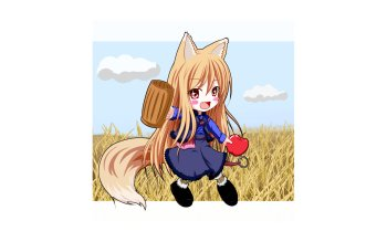 Anime - Spice And Wolf Wallpapers and Backgrounds ID : 156176