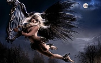 Fantasy - Angel Wallpapers and Backgrounds ID : 156648