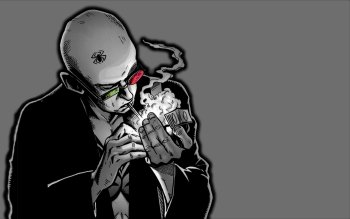 Комиксы - Transmetropolitan Wallpapers and Backgrounds ID : 1568