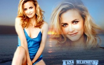 Celebrity - Alicia Silverstone Wallpapers and Backgrounds ID : 156986