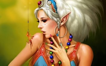 Fantasie - Elf Wallpapers and Backgrounds ID : 157156