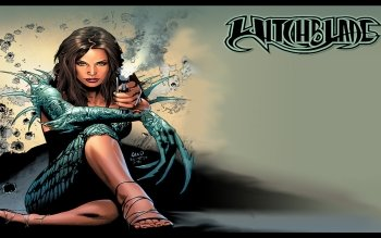Comics - Witchblade Wallpapers and Backgrounds ID : 157194