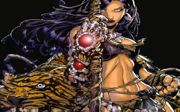 Comics - witchblade Wallpapers and Backgrounds