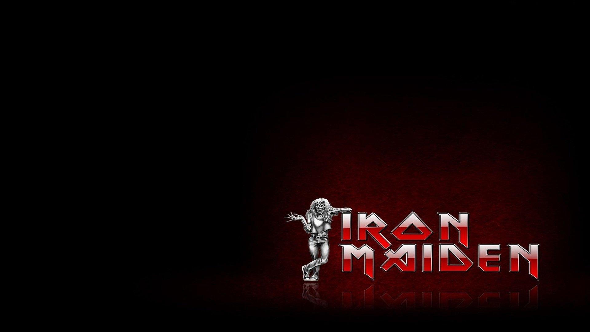 Music - Iron Maiden  Wallpaper