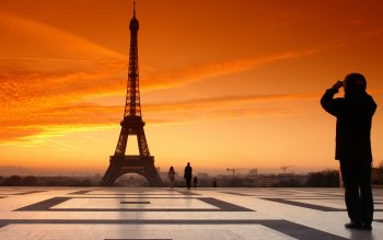 Man Made - Eiffel Tower Wallpapers and Backgrounds ID : 158036