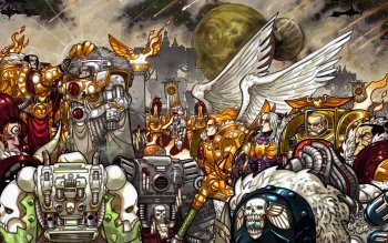 Video Game - Warhammer Wallpapers and Backgrounds ID : 158038