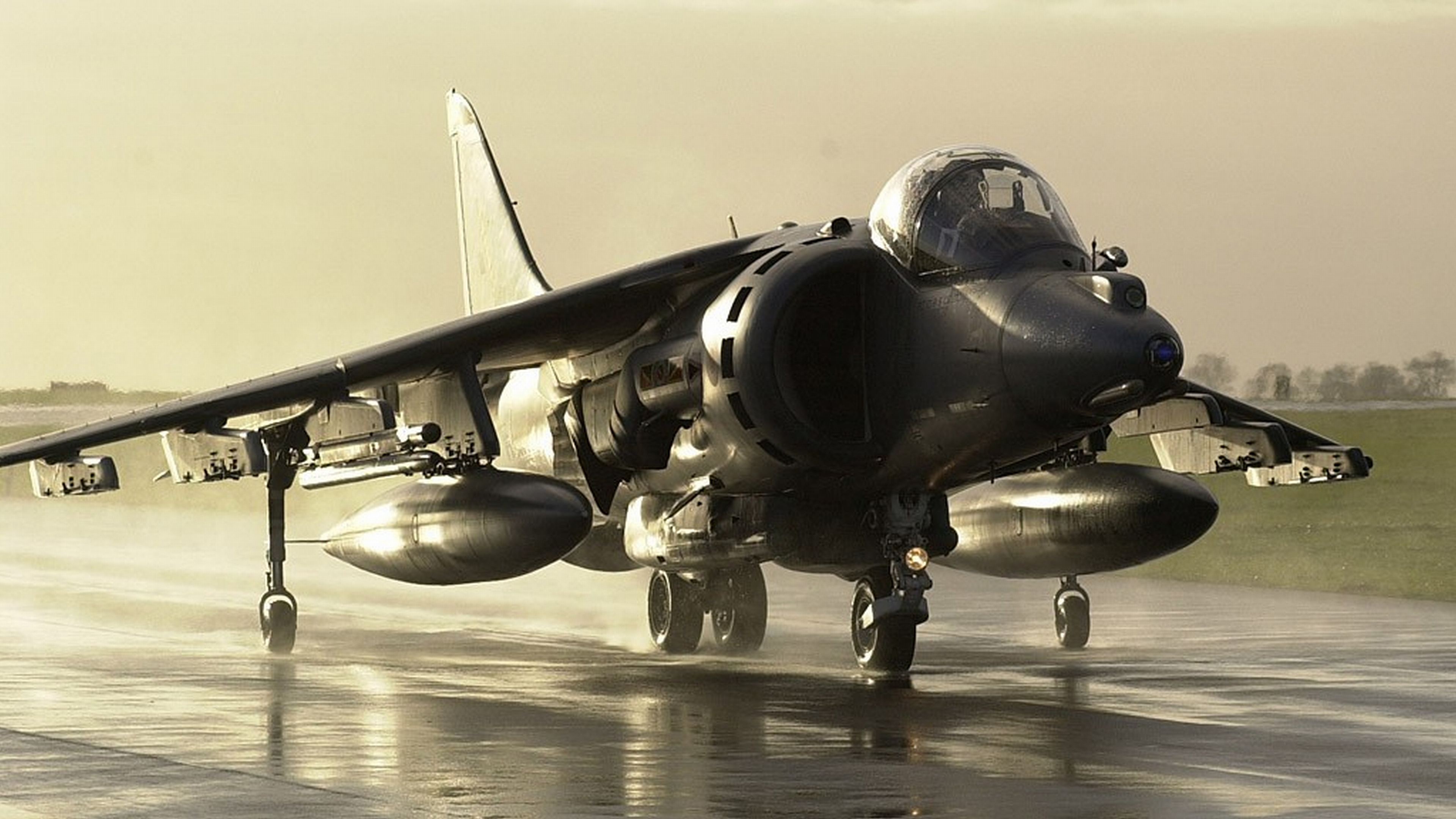 2 Harrier Jump Jet HD Wallpapers