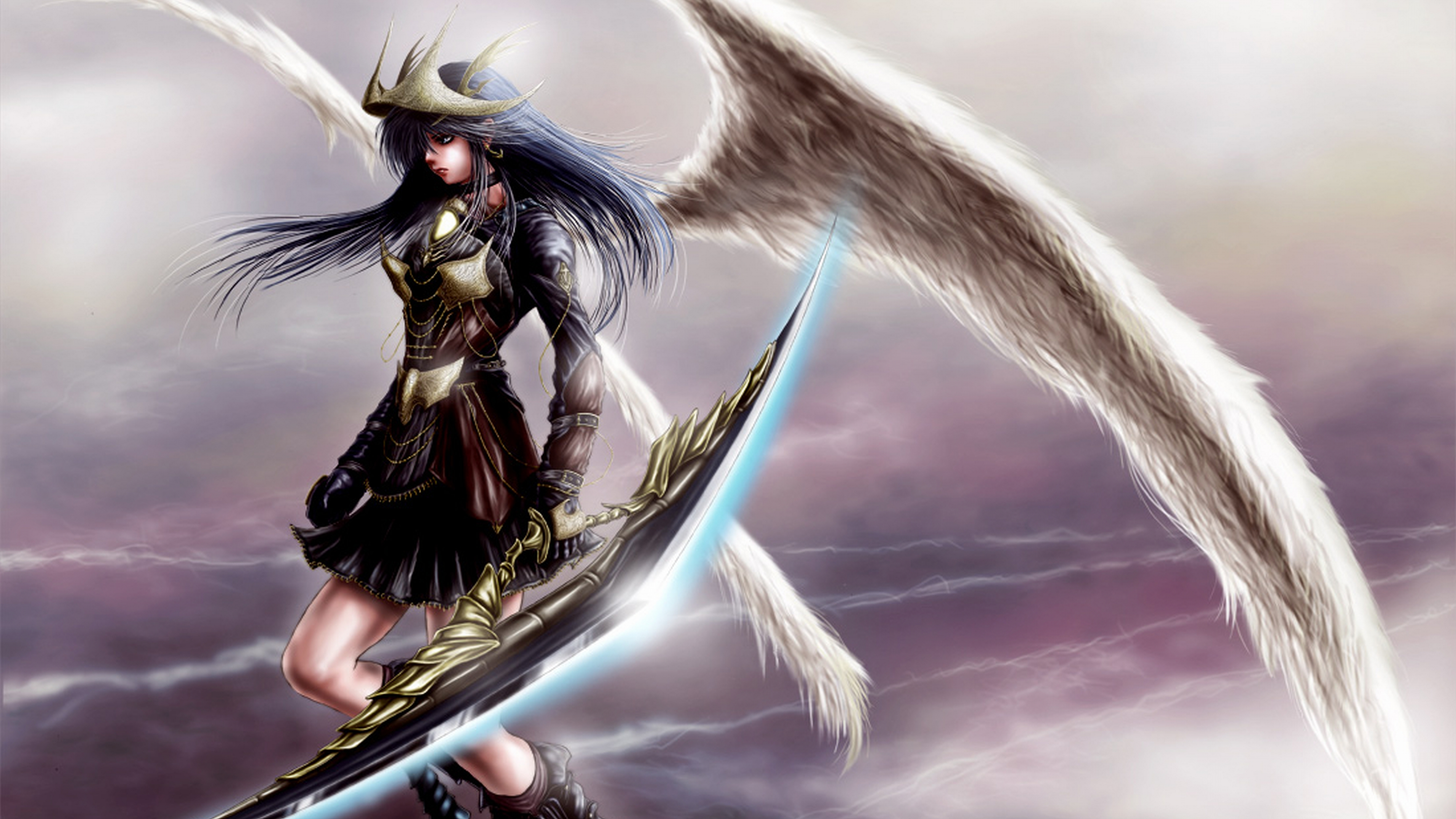 other wallpaper angel warrior - photo #21