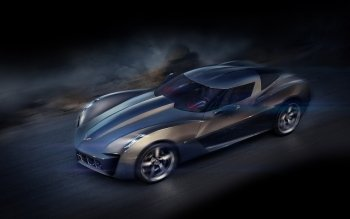 Vehicles - Corvette Wallpapers and Backgrounds
