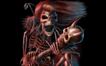 146 Skeleton HD Wallpapers | Background Images - Wallpaper Abyss