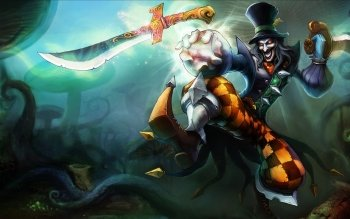 Video Game - League Of Legends Wallpapers and Backgrounds ID : 159308