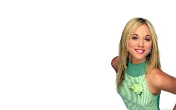 Celebrity - Kaley Cuoco Wallpapers and Backgrounds ID : 159524