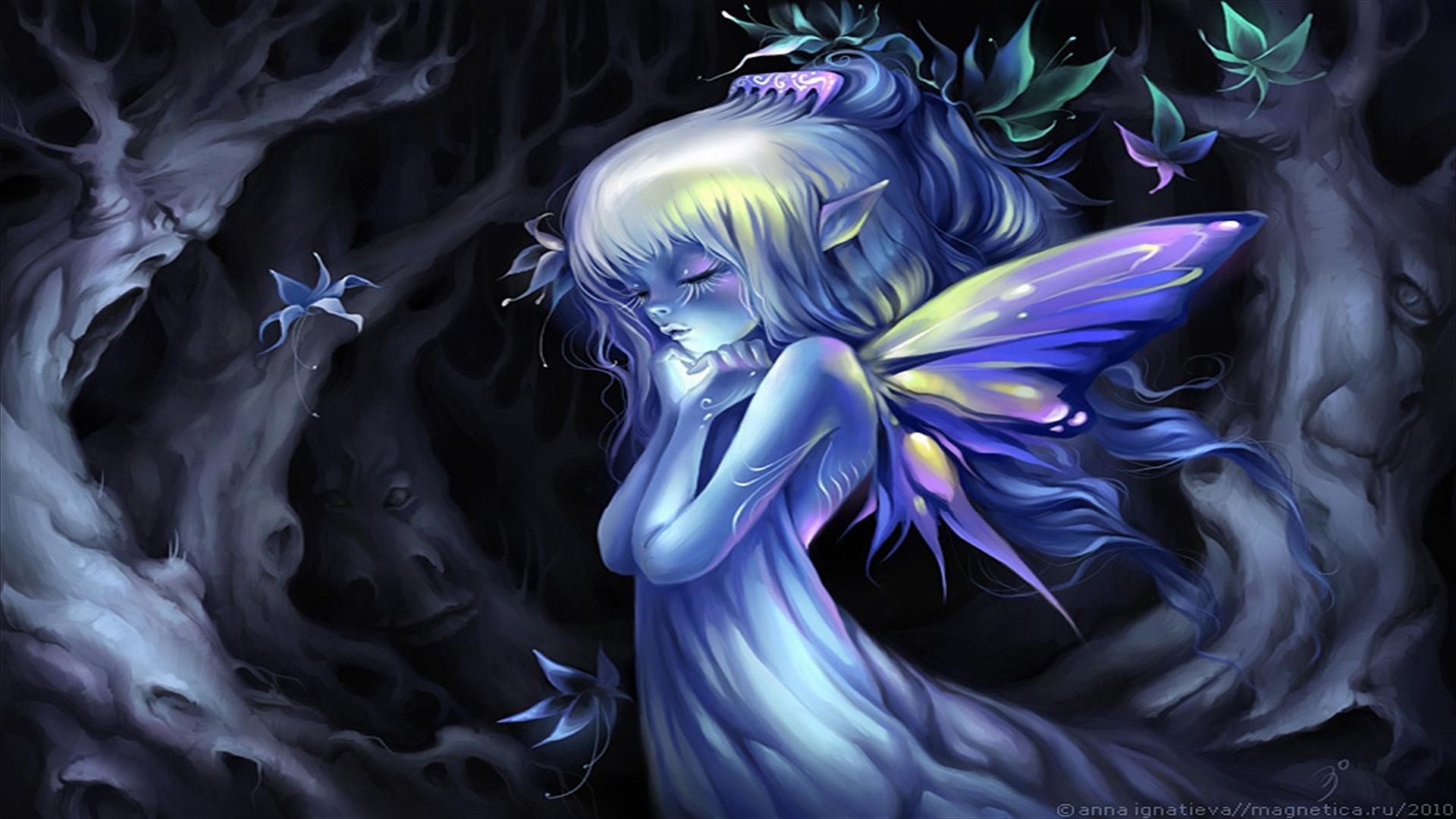 vampire fairy wallpaper backgrounds - photo #16