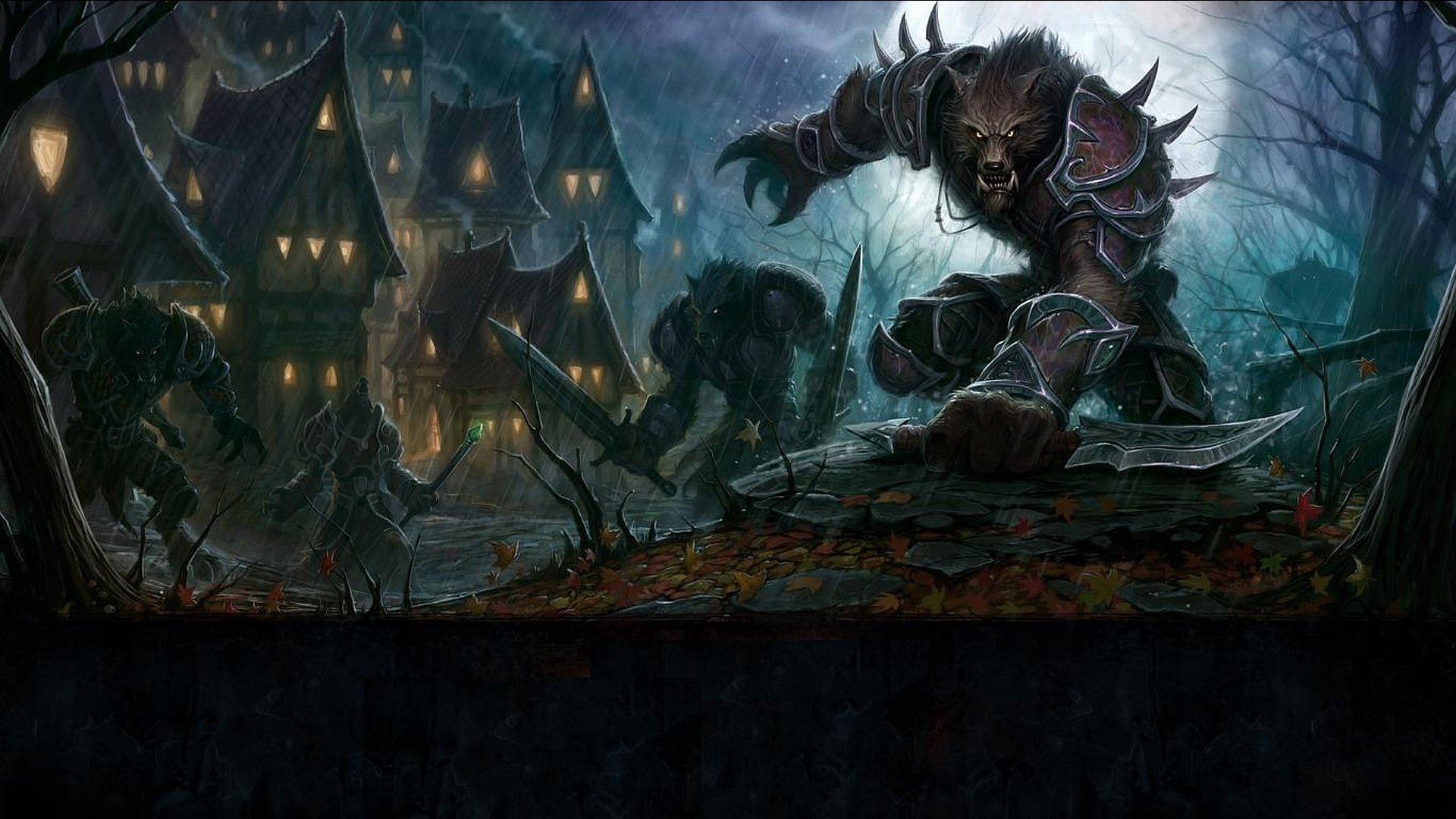 Video Game - World Of Warcraft  Wallpaper
