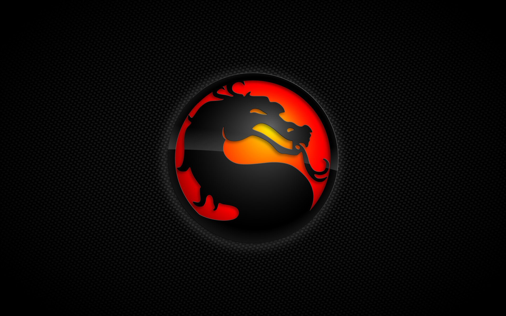 Video Game - Mortal Kombat  Movie Game Dragon Logo Wallpaper