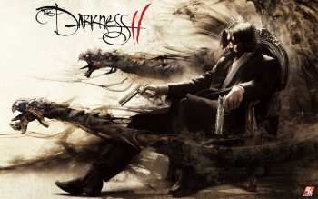 Video Game - The Darkness Ii Wallpapers and Backgrounds ID : 160324