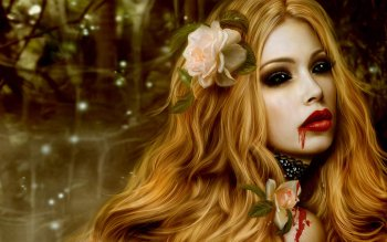 Fantasy - Vampire Wallpapers and Backgrounds ID : 160336