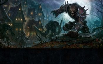 Dark - Werewolf Wallpapers and Backgrounds ID : 160358