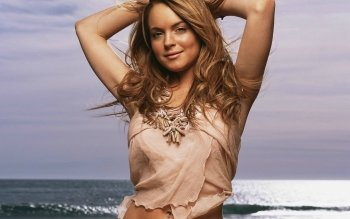 Celebrity - Lindsay Lohan Wallpapers and Backgrounds ID : 160714