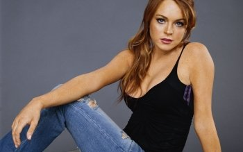 Celebrity - Lindsay Lohan Wallpapers and Backgrounds ID : 160758