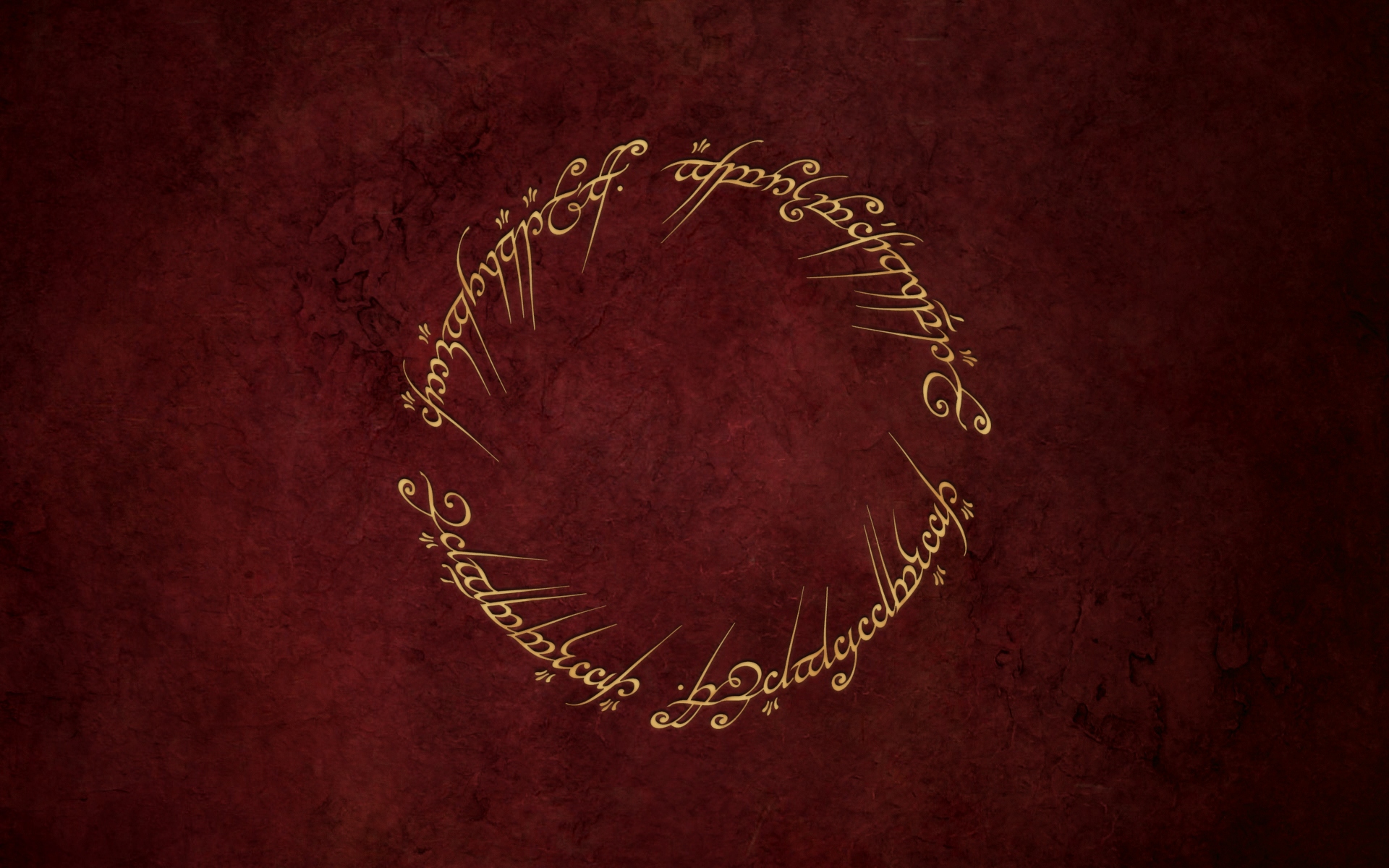 Movie - Lord Of The Rings Wallpaper